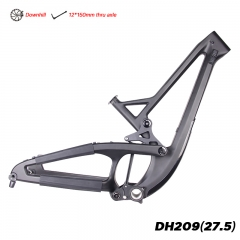 Carbon Downhill Rahmenset